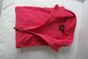 Pink in den Winter - Sweatshirt aus Fleece
