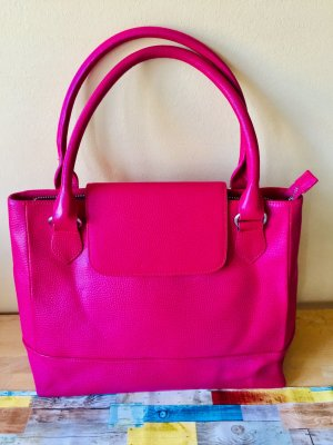 Pink Lady Ledertasche