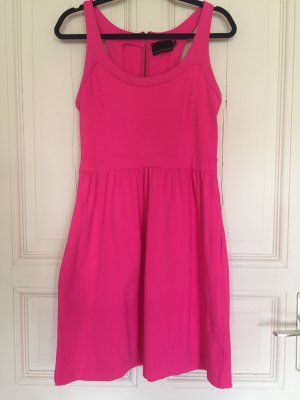 Cynthia Rowley Midi Dress pink
