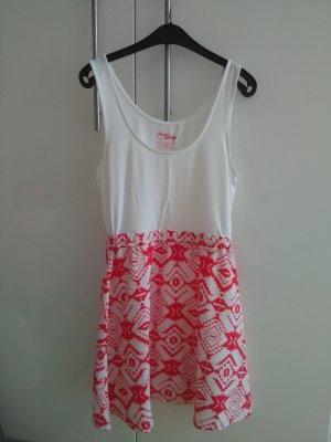Pink Loop Kleid