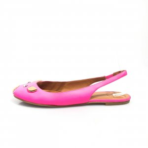 Pink Marc By Marc Jacobs Flat