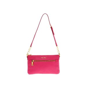 Pink Miu Miu Shoulder Bag