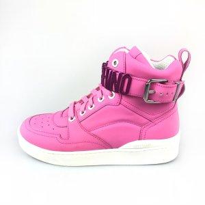 Pink Moschino Sneaker