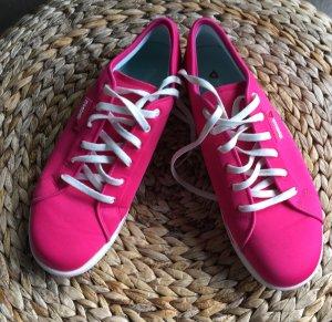 Pink Pink Pink Reebok Schuhe