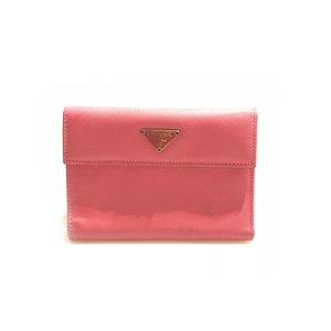 Pink Prada Wallet