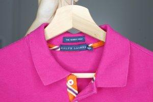 Pink Ralph Lauren Polo Shirt