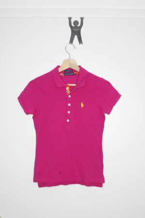 Pink Ralph Lauren Polo Shirt