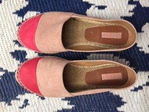 Pink/Rosa Espadrilles von Topshop