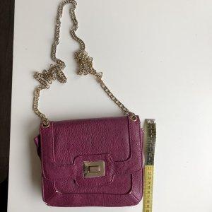 Pink/Rosa Handtasche Umhängetasche
