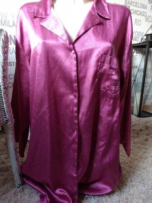 Pyjama roze-framboosrood