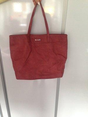 Pink/Rosa Shoppingtasche von Mango