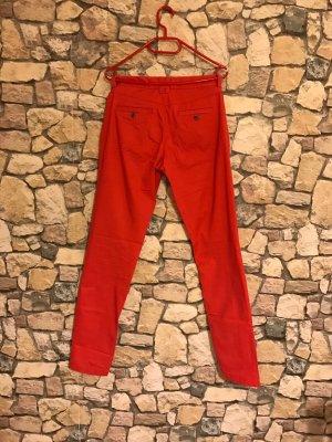 Pink/Rote Hose von H&M Größe 34