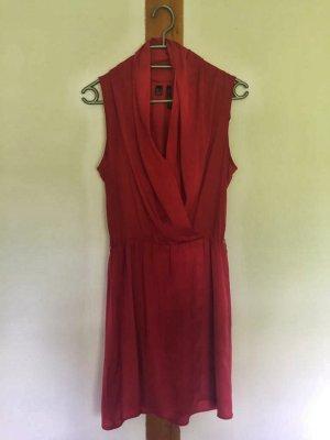 Pink/Rotes Kleid von Mango