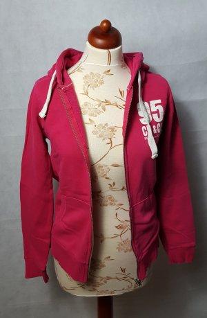 Pink rotes Sweatshirt Gr. L