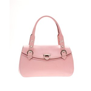 Pink Salvatore Ferragamo Shoulder Bag