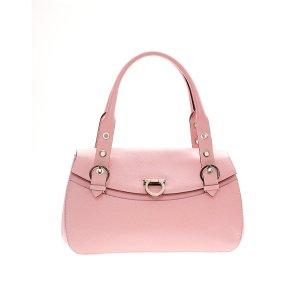 Pink Salvatore Ferragamo Shoulder Bag