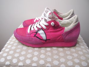 Pink Sneakers von Philippe Model