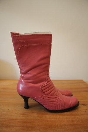Pink Stiefel, Cowgirl Style, neuwertig