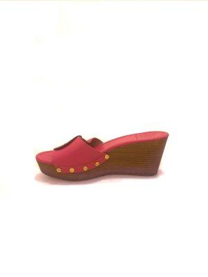 Pink Tory Burch Flip Flop