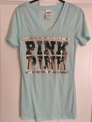 PINK Tshirt Größe S Türkis