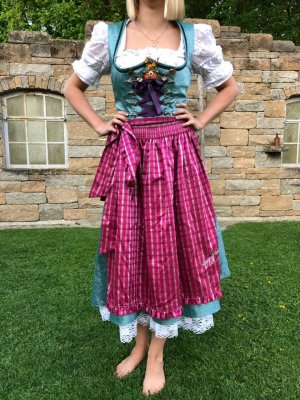 Lola Paltinger Dirndl multicolored
