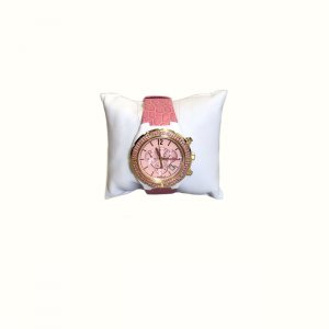 Pink Versace Watch