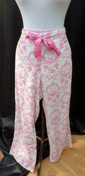 pink Victoria's secret hose