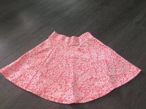 Pink weißer Rock H&M 34 / XS