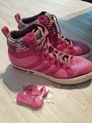 Pinke Adidas Sneaker