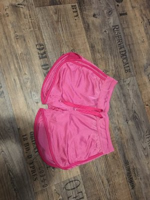 Pinke Adidas Sporthose