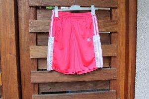Pinke Adidas Sportshorts