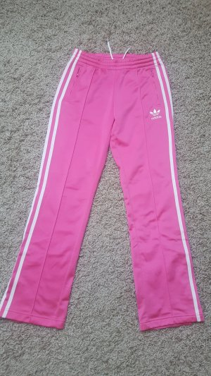 Adidas Trackies pink polyester
