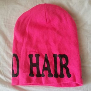 Pinke Bad Hair Day Beanie