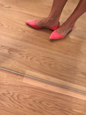 Pinke Ballerinas von Schoshoes