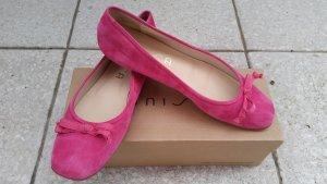 Pinke Ballerinas von Unisa
