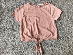 Pinke Bluse