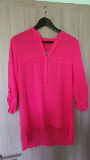Primark Blouse met lange mouwen roze-magenta