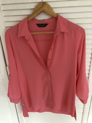 Dorothy Perkins Cuello de blusa rosa