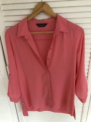Dorothy Perkins Colletto camicia rosa