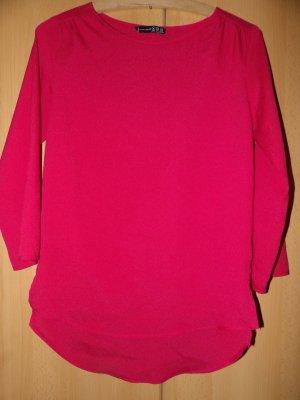 Pinke Bluse Atmosphere Primark Gr. 34 XS Frühling