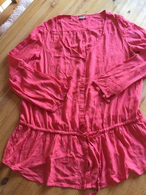 Pinke Bluse ESPRIT gr. 44