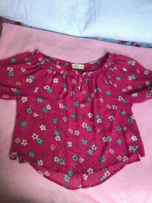 Pinke Bluse (Hollister)
