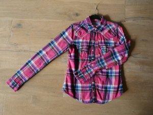 pinke Bluse von Hollister