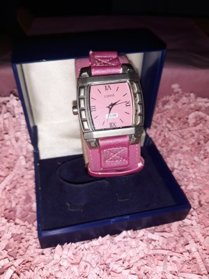 Analog Watch pink-neon pink