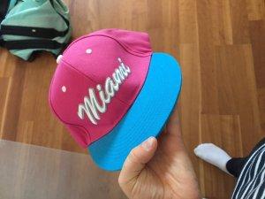 Sombrero de ala ancha multicolor