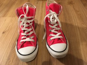 Converse Zapatilla brogue rosa