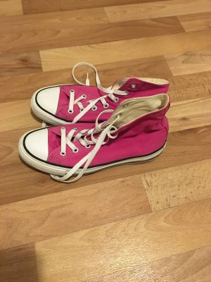 Pinke Chucks Converse Gr.39