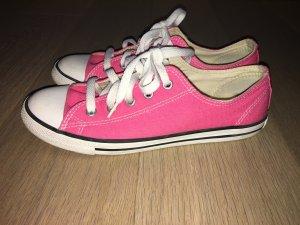 Pinke Chucks von Converse