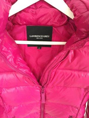 Pinke Daunenjacke von Lawrence Grey