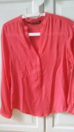 pinke farbene Tunika von Zara